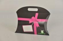 Jumping designová dárková taška z tvrdého papíru